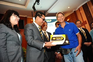Launch Of 'Prihatin Perak Card' Benefits The People